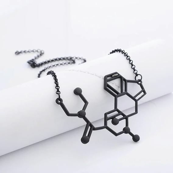 Collar Molécula Lsd