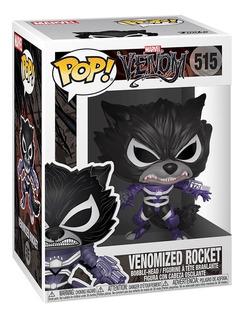 Venomized Rocket Raccoon Venom Marvel Funko Pop