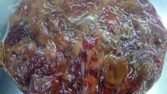 Chicharron Prensado Carne Cachete Excelete Calidad $ 1 Kilo