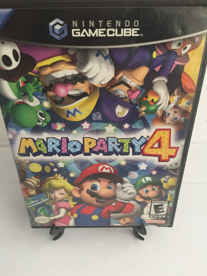 Mario Party 4 Game Cube Original