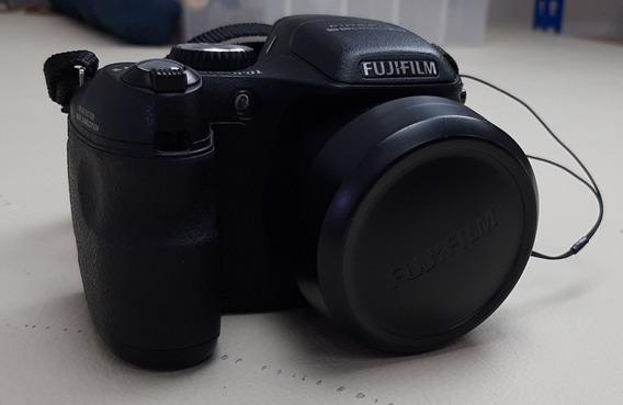 Câmera Semi Profissional Fujifilm Finepix S2000hd