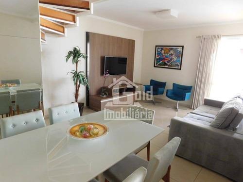Imagem 1 de 19 de Casa Com 3 Dormitórios À Venda, 188 M² Por R$ 790.000,00 - Jardim Botânico - Ribeirão Preto/sp - Ca1479