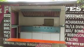 Food Truck Equipado Venta O Renta $180,00