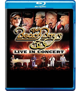 Show The Beach Boys 50 Live In Concert Blu Ray + Bd Brinde