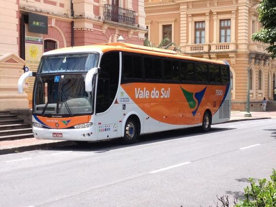 Ônibus Rodoviário Marcopolo G6 1200 - M. Benz O-500 Rs