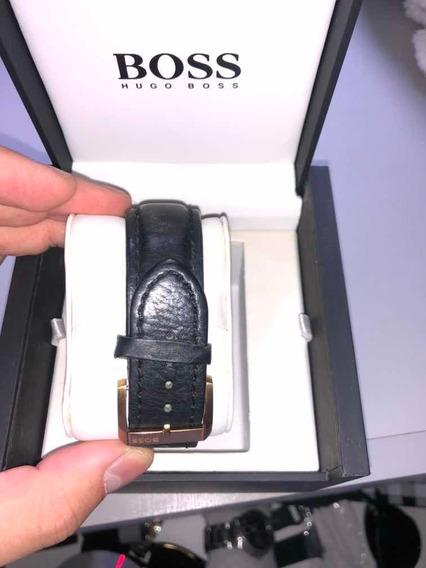 Relógio Hugo Boss Maculino Preto
