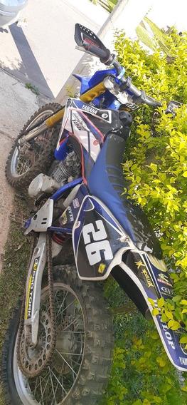 Yamaha Yz Motor De Crf