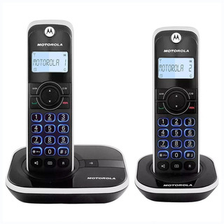 Telefono Inalambrico Motorola Gate4500-2 Digital C/2 Auricul
