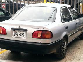 Vendo Toyota Corolla Gli 1997 Automático, Dual Gnv