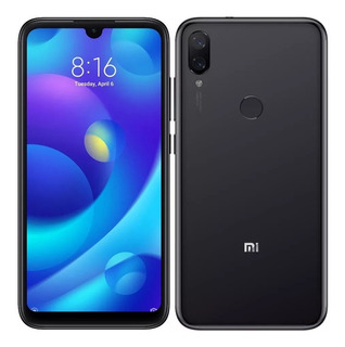 Smartphone Xiaomi Mi Play 64gb 4gb Ram Dualsim Rom Global