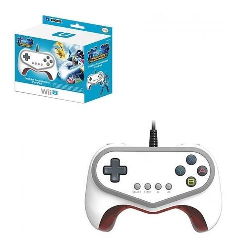 Control Hori Pokken Tournament Pro Wii - Wii U - Audiojuegos