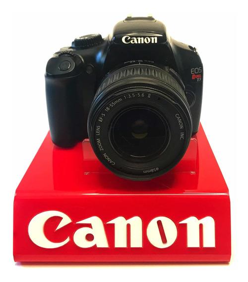 Câmera Profissional Eos Rebel Canon T3