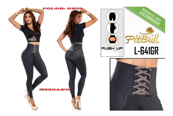 Pitbull Leggins Colombiano Push Shop