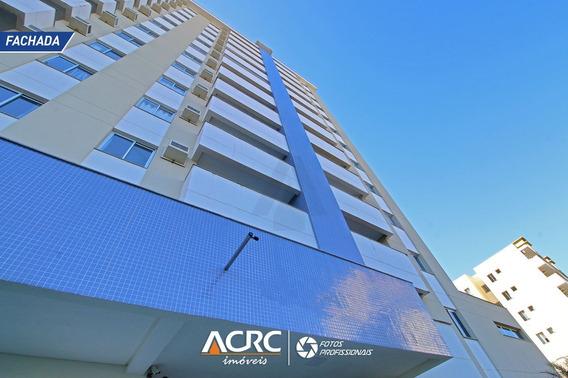 Acrc Imóveis - Apartamento Mobiliado Com Sacada Para Venda No Bairro Vila Nova - Ap03669 - 68143961