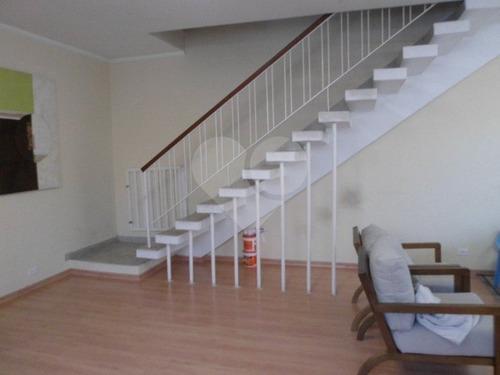 Casa Sobrado Em Moema, 273 M² Com 3 Dormitórios - 190-im67395