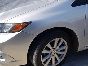 Honda Civic Dmt Ex Sedan At 2012