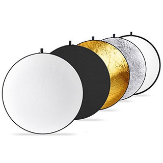 Neewer Reflector De Luz Multidisco Plegable 5 En 1 Redondo D