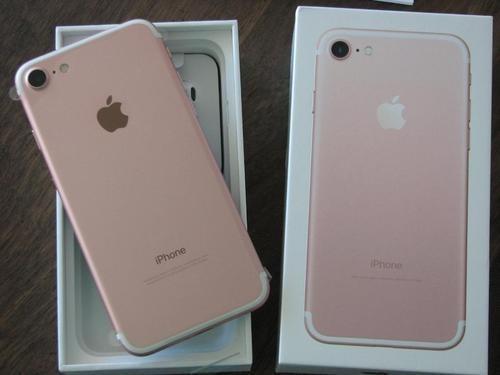 the best attitude 9df2a 65eae Oferton iPhone 7 32gb Rosado Gold Pink Accesorios - S/ 1.299,00
