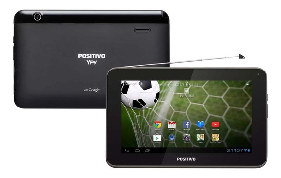 Tablet Positivo T701, 3g, Wifi, Android 4.2 - Preto