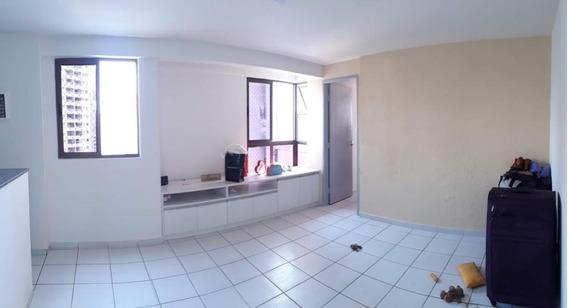 Apartamento Em Madalena, Recife/pe De 35m² 1 Quartos Para Locação R$ 1.083,00/mes - Ap350965