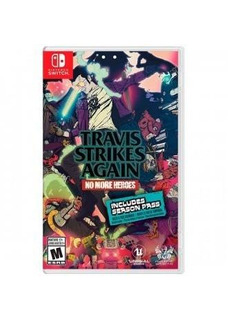 Travis Strikes Again No More Heroes - Switch - Sniper