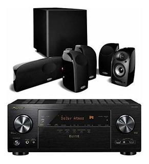 Pionero Elite Vsx-lx303 9.2 Canal 4k Ultrahd Red Audio Y Vid