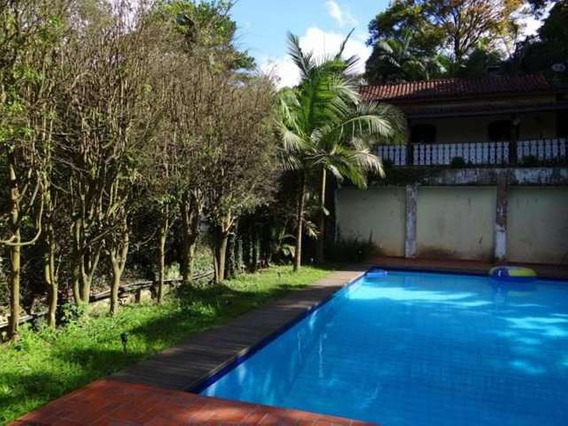 Chácara Residencial À Venda, Jardim Vista Alegre, São Bernardo Do Campo - Ch0008. - Ch0008