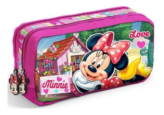 Disney Minnie Mouse Bolsa De Lápis (caneta)