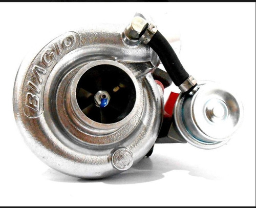 Imagem 1 de 3 de Turbina Biagio Bbv280et - Iveco Ducatto Multijet 2.3