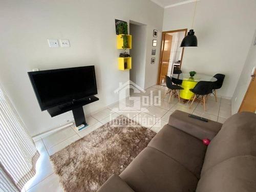 Apartamento Com 3 Dormitórios, 84 M² - Venda Por R$ 265.000,00 Ou Aluguel Por R$ 2.000,00/mês - Residencial E Comercial Palmares - Ribeirão Preto/sp - Ap1523