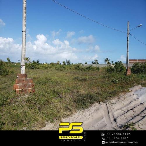 Imagem 1 de 4 de Terreno À Venda, 360 M² Por R$ 35.000 - Barra De Gramame - Conde/pb - Te0208