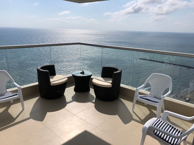 Apartamento Frente Al Mar. Cartagena