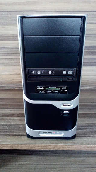 Cpu Torre Placa Asus Amd Athlon Ii X2 240 2gb Ddr2 Hd 160gb
