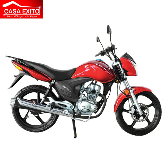 Moto Qmc 150-25 Tipo Panadera 150cc Año 2014 Color R/n