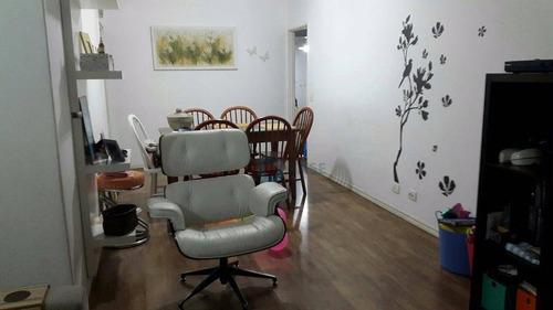 Apartamento À Venda, 96 M² Por R$ 745.000,00 - Chácara Santo Antônio - São Paulo/sp - Ap0943