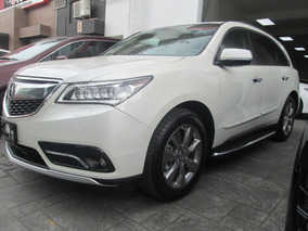 Acura Mdx Awd Impecable 2016