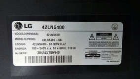 Par De Alto Falantes Tv Lg Mod 42 Ln 5400
