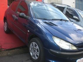 Peugeot 206 1.0 16v Soleil 5p 2000/2001