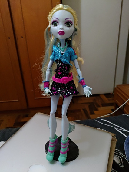 Barbie/boneca Lagoona Blue Monster High 2012