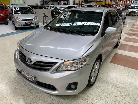 Toyota Corolla Xei 2012 Top De Linha Único Dono