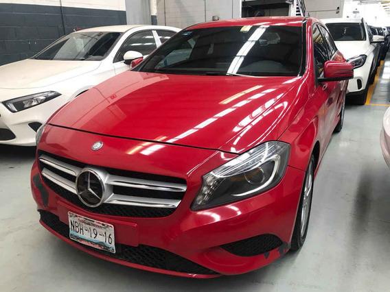 Mercedes-benz Clase A 2016 5p 200 Cgi L4/1.6/t Aut