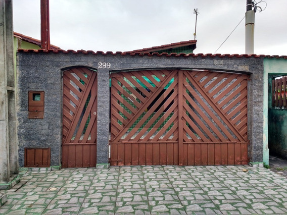 Casa Com Edícula Em Mongaguá Direto Com O Proprietário