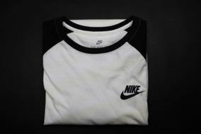 Playera Nike Hombre Talla Grande Manga 3/4
