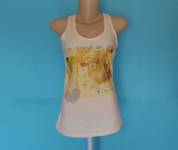 Blusa Feminina Regata Camiseta P G Gg