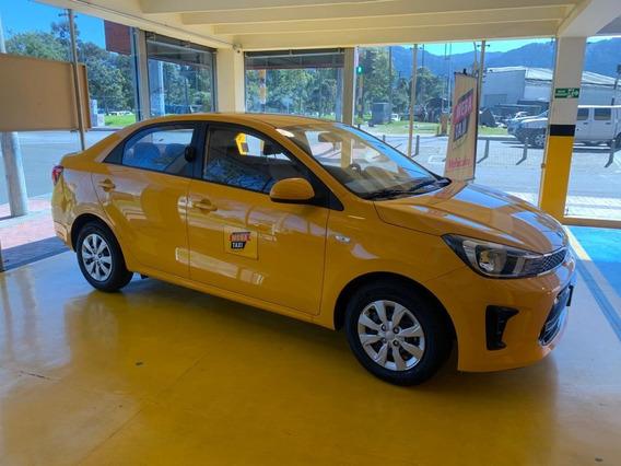Taxi Kia Sephia 2020 Con Cupo