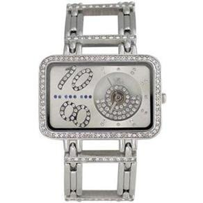 Relógio Feminino Analógico Dumont - Sp26284s - Prata