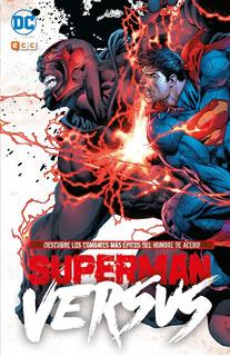 Superman Versus - Dc Comics - Ecc España