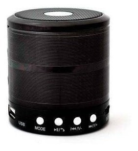 Caixa De Som Speaker Com Bluetooth, Smartphone, iPad, iPhone