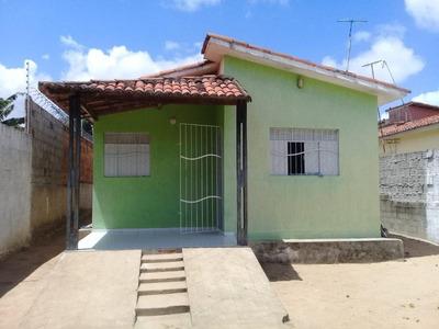 Casa Em Vale Do Sol, Parnamirim/rn De 70m² 2 Quartos À Venda Por R$ 98.000,00 - Ca210409
