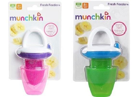 Alimentador Porta Frutinha Redinha - Munchkin